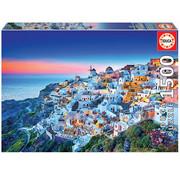Educa Borras Educa Santorini, Greece Puzzle 1500pcs