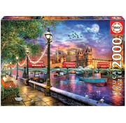 Educa Borras Educa London at Sunset Puzzle 2000pcs