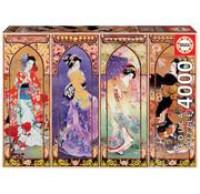 Educa Borras Educa Japanese Collage Puzzle 4000pcs