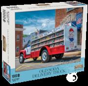 Mchezo Mchezo Old Soda Delivery Truck Puzzle 1000pcs