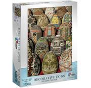 Mchezo Mchezo Decorative Eggs Puzzle 1000pcs