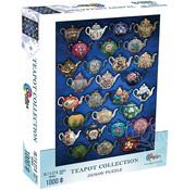 Mchezo Mchezo Teapot Collection Puzzle 1000pcs
