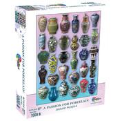 Mchezo Mchezo A Passion for Porcelain Puzzle 1000pcs