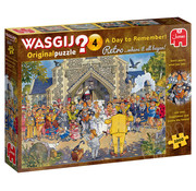 Jumbo Jumbo Wasgij Retro Original 4 A Day to Remember Puzzle 1000pcs
