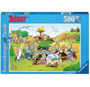 Ravensburger Ravensburger Astérix The Village Puzzle 500pcs