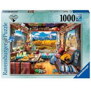 Ravensburger Ravensburger Wanderlust Vanlife Puzzle 1000pcs