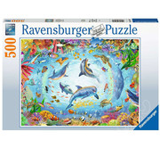 Ravensburger Ravensburger Cave Dive Puzzle 500pcs