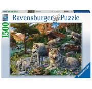 Ravensburger Ravensburger Wolves in Spring Puzzle 1500pcs