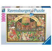 Ravensburger Ravensburger Windsor Wives Puzzle 1000pcs