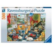 Ravensburger Ravensburger The Music Room Puzzle 500pcs