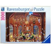 Ravensburger Ravensburger Sanctuary of Knowledge Puzzle 1000pcs