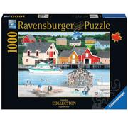 Ravensburger Ravensburger Fisherman's Cove Puzzle 1000pcs