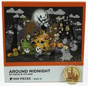 Enwood Games Enwood Games Around Midnight Puzzle 500pcs