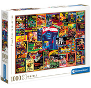 Clementoni Clementoni Thriller Classics Puzzle 1000pcs