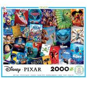 Ceaco Ceaco Disney Pixar Movie Posters Puzzle 2000pcs