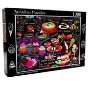 JaCaRou Puzzles JaCaRou All That Sweetness - C'est si bon! Puzzle 1000pcs