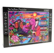 JaCaRou Puzzles JaCaRou Niwa Puzzle 1000pcs