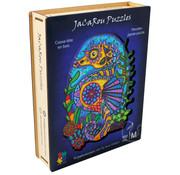 JaCaRou Puzzles JaCaRou Hippocampus Wooden Puzzle 150pcs