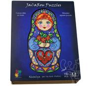 JaCaRou Puzzles JaCaRou Natalya Wooden Puzzle 150pcs
