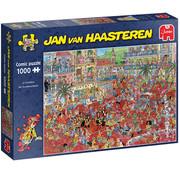 Jumbo Jumbo La Tomatina Puzzle 1000pcs