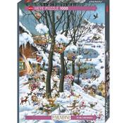 Heye Heye Paradise: In Winter Puzzle 1000pcs