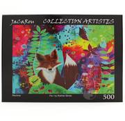 JaCaRou Puzzles JaCaRou Revivre Puzzle 500pcs