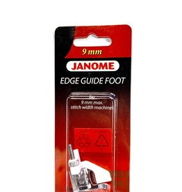 Janome 9mm Edge Guide Foot