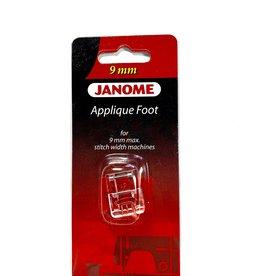 Janome 9mm Applique Foot