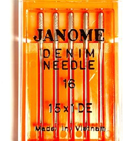 Janome Denim Needle 16