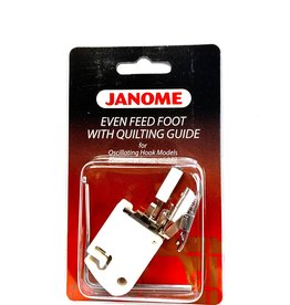 Janome Even Feed Foot With Quilting Guide (Oscillating)