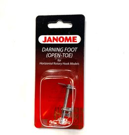 Janome Darning Foot (Open-Toe)