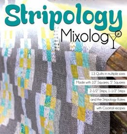 Stripology Mixology Quilting Book