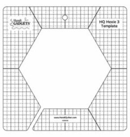Handy Quilter HQ Hexie 3 Template