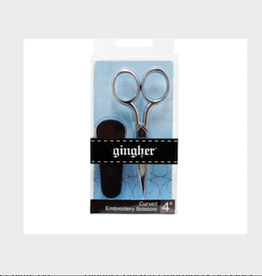 """4"""" Large handle embroidery scissors"""