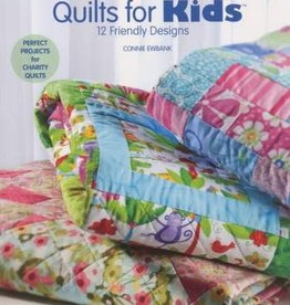 Quick And Easy Quilts for Kids 12 Friendly Designs