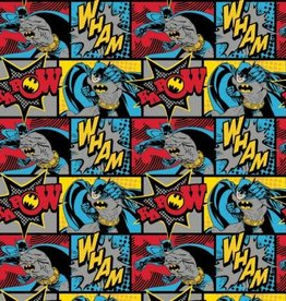 Multi Batman Wham Kapow Flannel