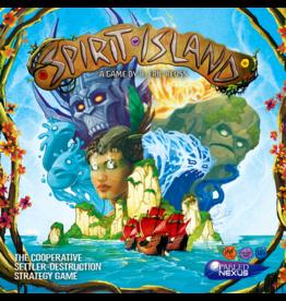 Greather Than Games Spirit Island