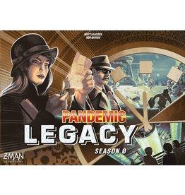 Pandemic Legacy : Season 0