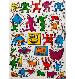 Eurographics PZ 1000: Keith Haring - Collage