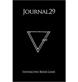 Journal 29 Journal 29: Interactive Book Game