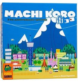 Machi Koro: 5th anniversary
