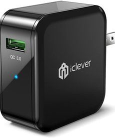 I CLEVER 3 AMP QUICK CHARGER