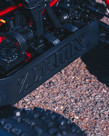 ARRMA ARRMA-OUTCAST 4X4 8S BLX  Stunt Truck RTR, RED 1/5