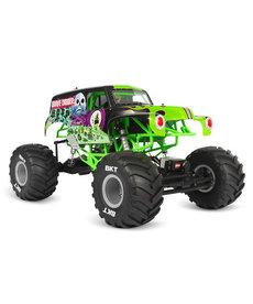 AXIAL SMT10 GRAVE DIGGER 4WD