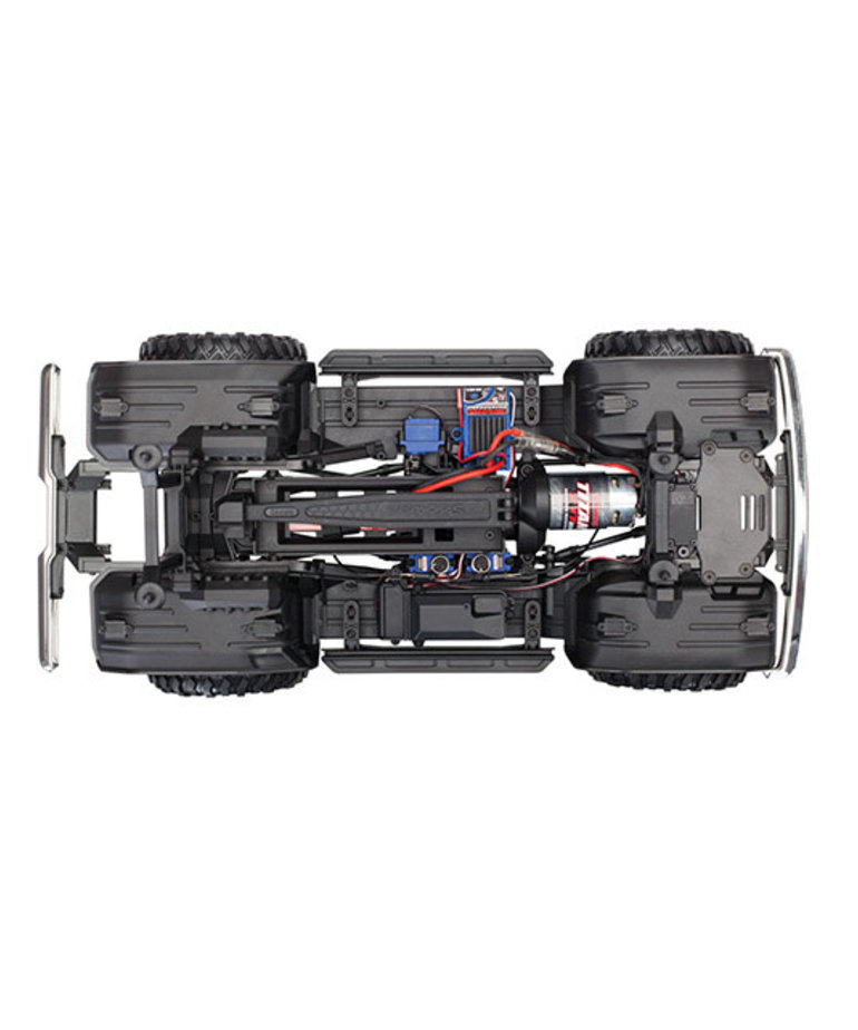 TRAXXAS TRAXXAS-TRX-4 SCALE AND TRAIL