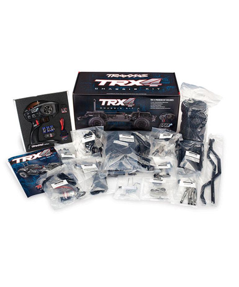 TRAXXAS TRX-4 Crawler Kit