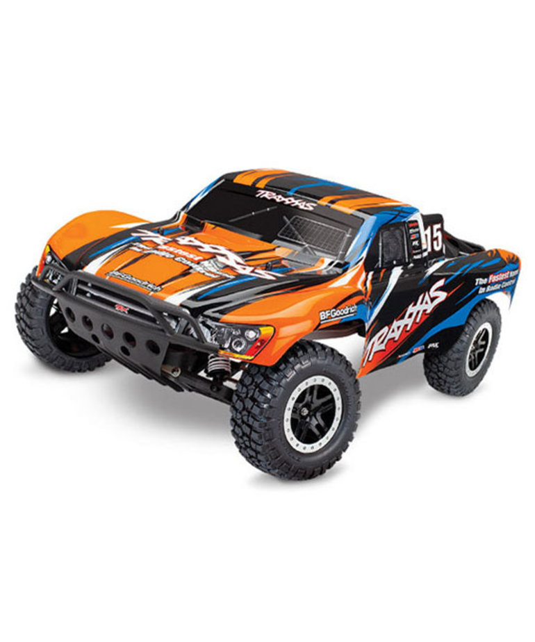 TRAXXAS TRAXXAS-SLASH VXL 2WD W_TSM