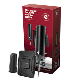 weBoost Drive X RV Cellular Signal Booster Kit