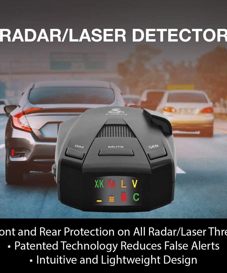 COBRA COBRA RAD 250 RADAR/LASER DETECTOR