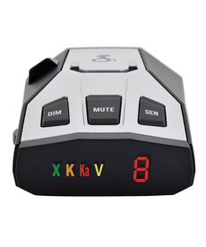 COBRA RAD 350 RADAR DETECTOR